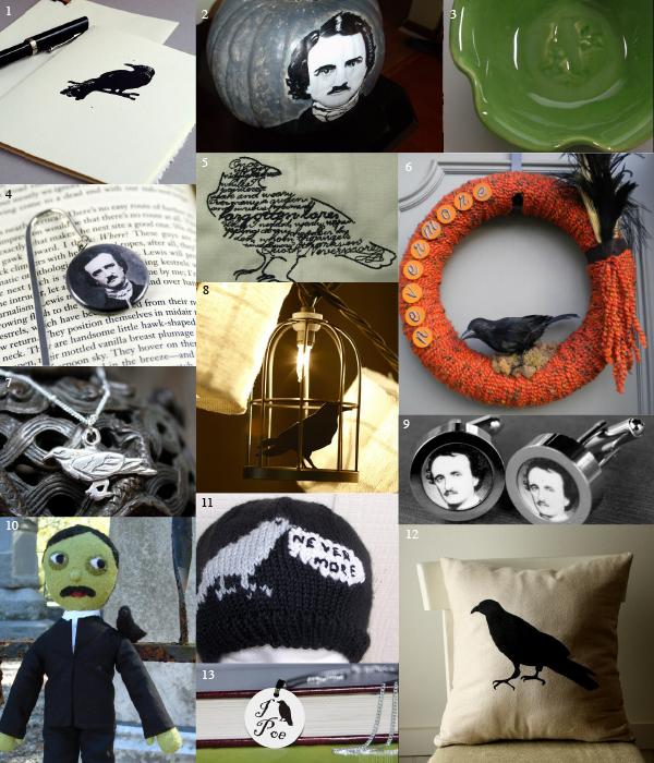 Halloween With Edgar Allan Poe Deep South Magazine