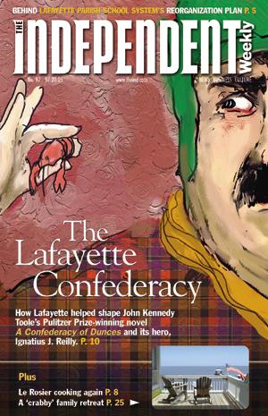 The Lafayette Confederacy