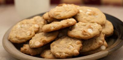 Sweet Potato and White Chocolate Cookies - Deep South Magazine