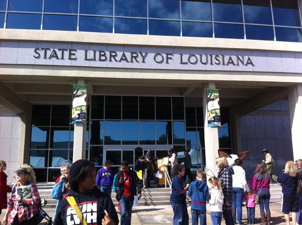 Louisiana Book Festival Preview