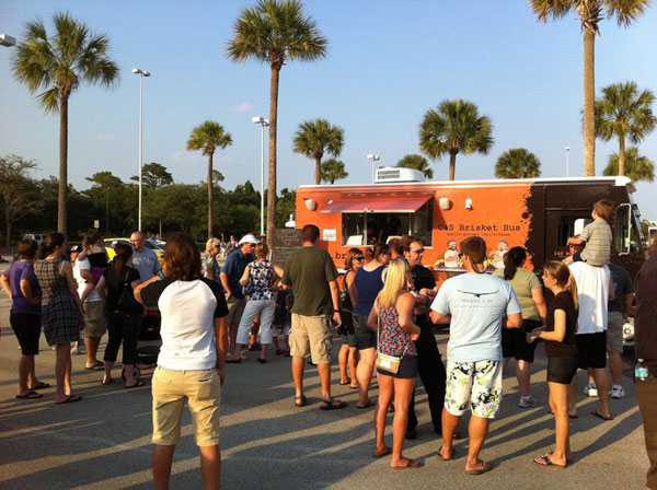Best Food Trucks In The South Deep South Magazine