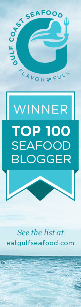Gulf Seafood Top 100 Bloggers