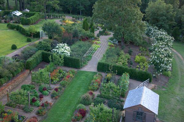 P. Allen Smith gardens