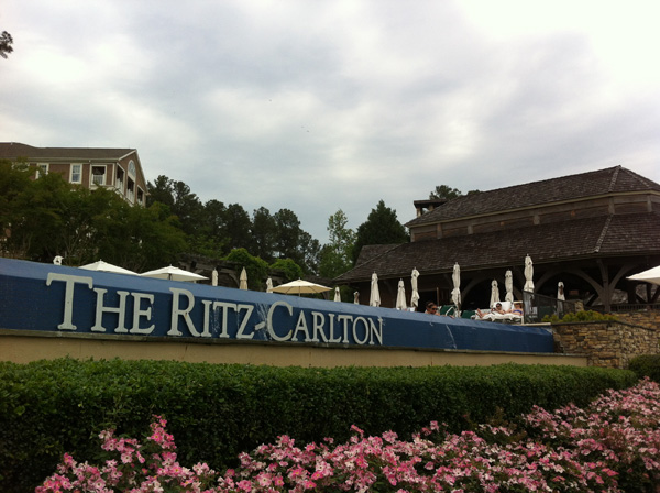 Ritz Carlton Lodge at Reynolds Plantation