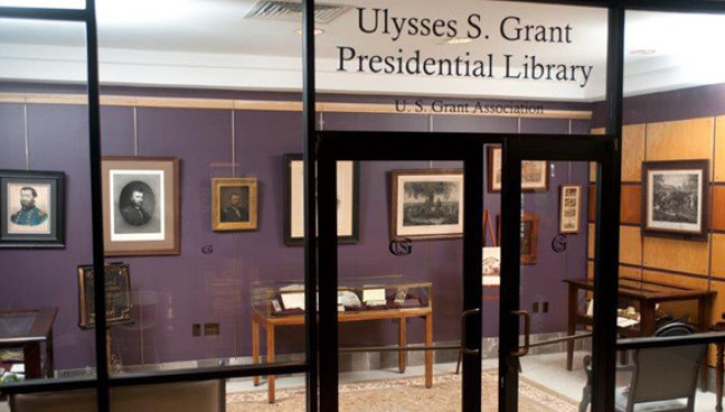 Mississippi's Ironic Presidential Library