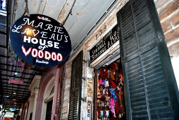 Marie Laveau House