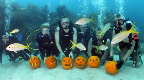 underwaterpumpkins