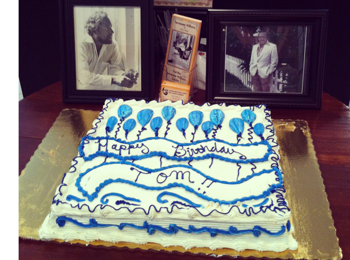 Key West Celebrates Tennessee Williams