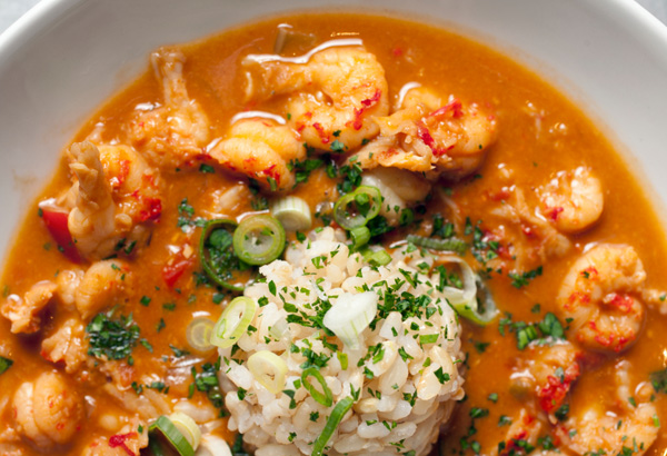 Prejean's Crawfish Etouffee
