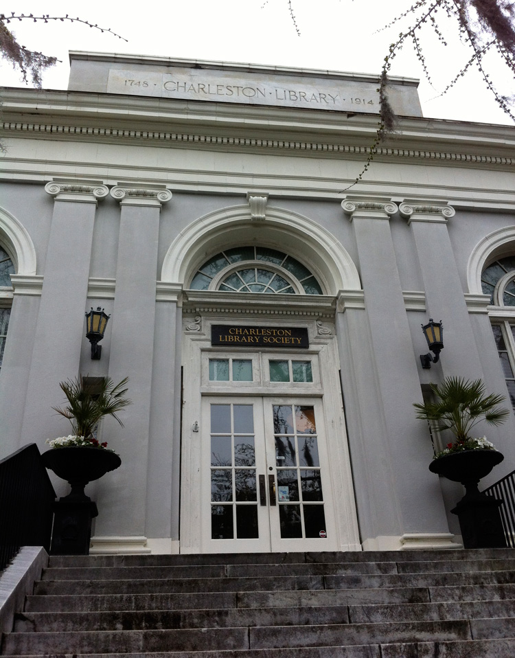 Charleston Celebrates Oldest Library in the South