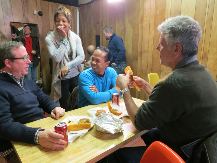 Anthony Bourdain Heads to the Mississippi Delta for 'Parts Unknown'