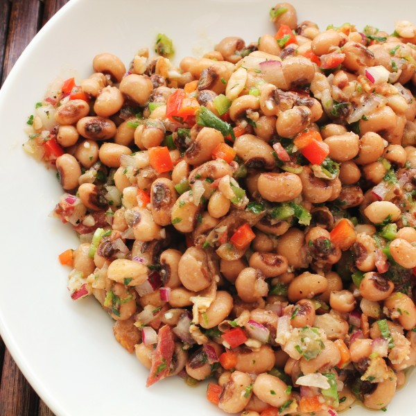 pea salad black eyed pea salad black eyed peas and sweet black eyed ...