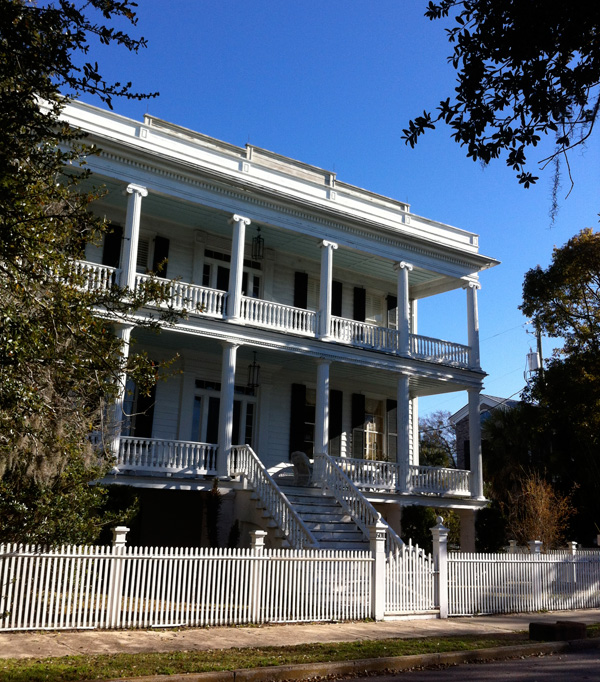 Three Centuries of Architecture on Display in Beaufort