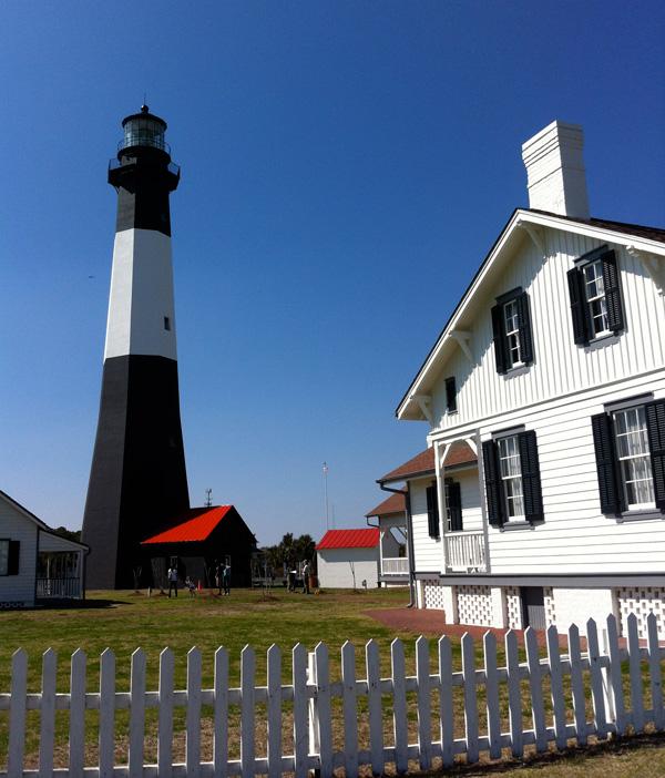 tybeelighthouse