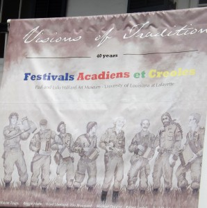 Festival Exhibit poster