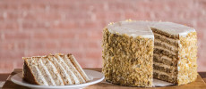 Hummin' Bird Cake