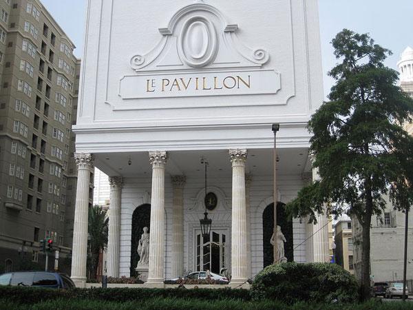 Le_Pavillon_New_Orleans