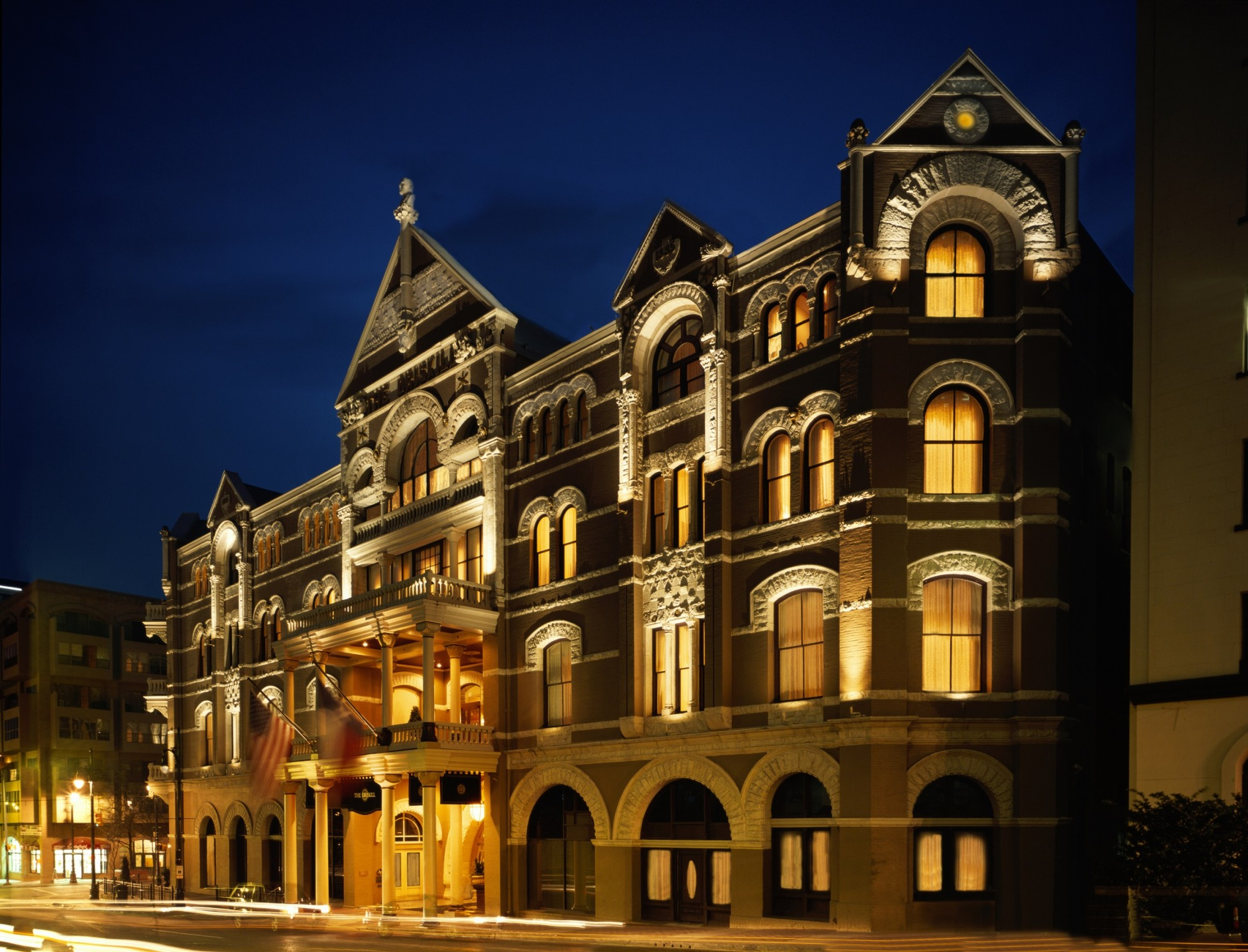 Sleeping With A Ghost Again 8 More Of The South S Most Haunted Hotels Deep Magazine