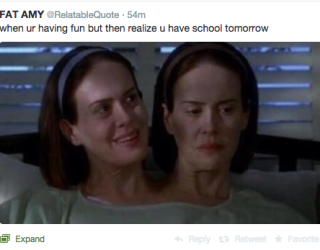 Best Tweets From American Horror Story: Freak Show