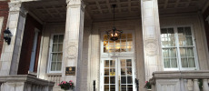 100 Years of History at Birmingham's Tutwiler Hotel