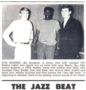 Alan, Otis, Phil in Billboard by Eliot Tiegel-lr