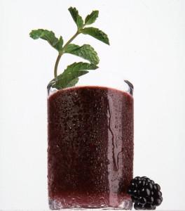 Blackberry-Mint-Julep