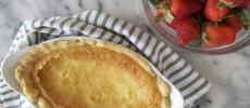 Bootsie's Buttermilk Pie