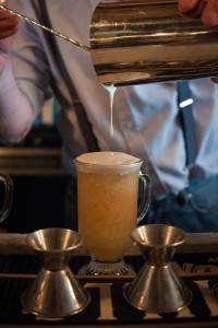 Prohibition Frozen Irish Coffee