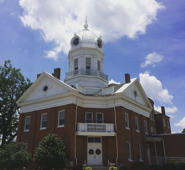 Monroeville Courthouse, Top Landmarks in the South