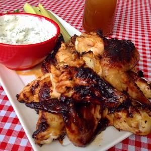 Beer-Marinated-Chicken-Wings