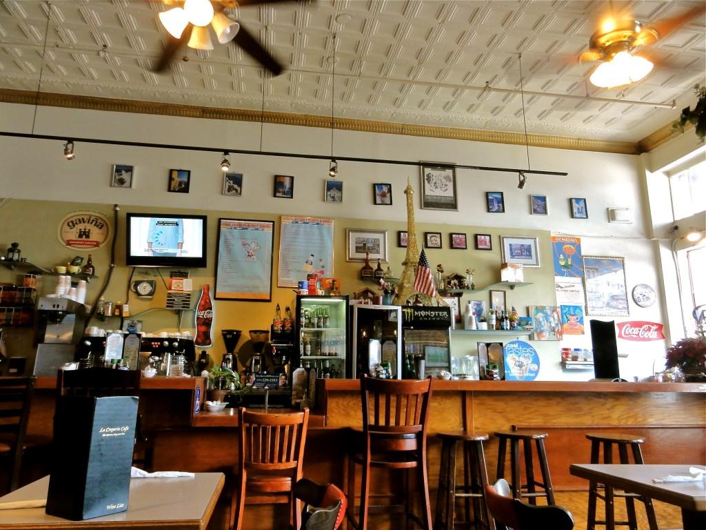 La Creperia Cafe, Ybor City