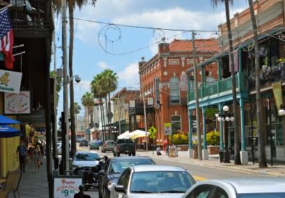 Ybor City, Florida: The Cuban Connection
