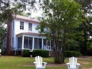 Porch Sitting With Elizabeth Wylie at Andalusia Farm