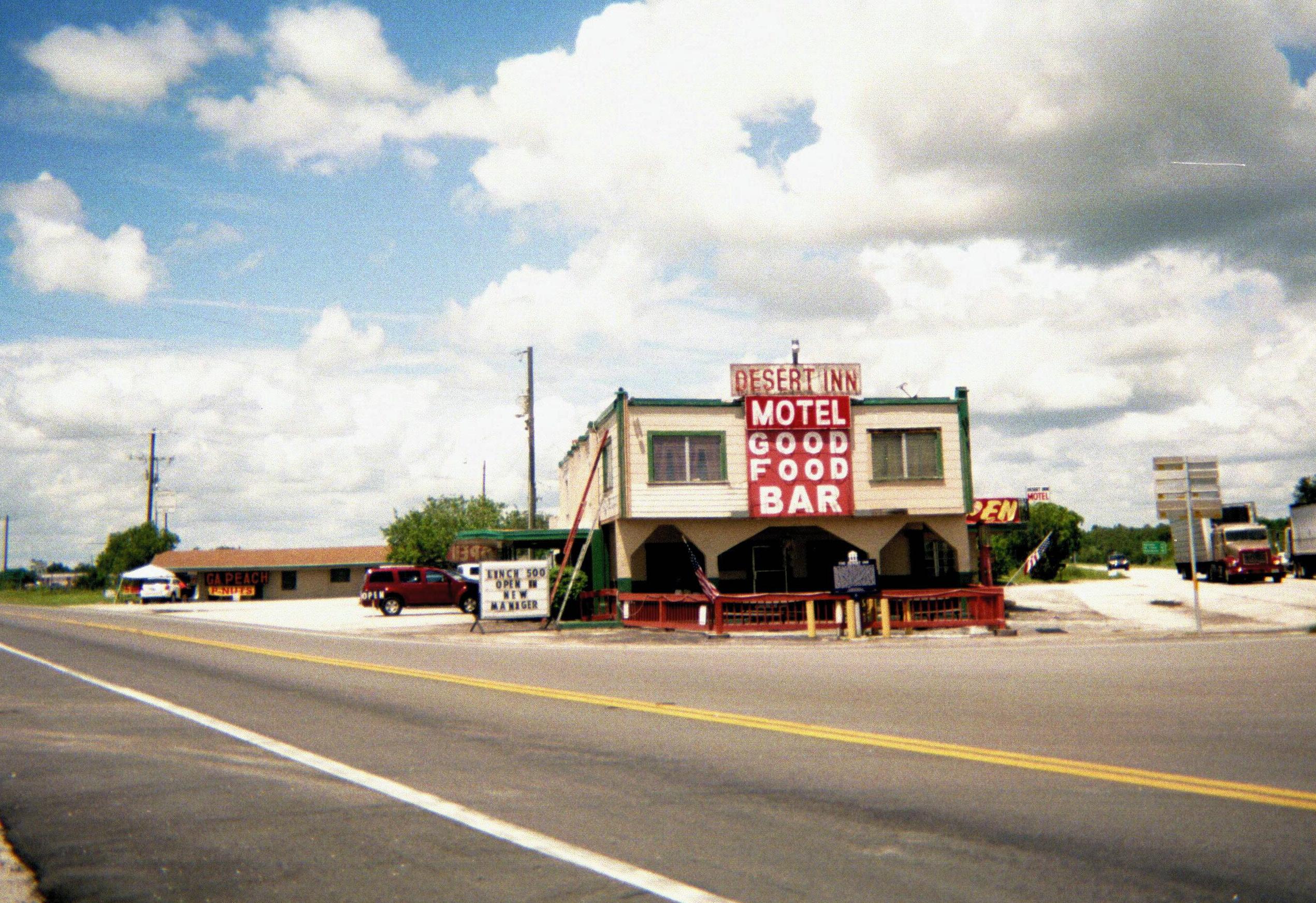 The Desert Inn, Yeehaw Junction