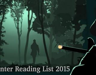 2015 Fall/Winter Reading List