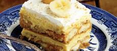 'Nana Pudding Tiramisu Cake