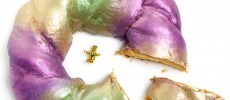 Making King Cake with New Orleans' Sucre
