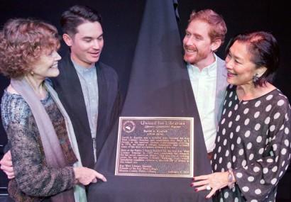 Key West Literary Seminar Founder Honored with Literary Landmark