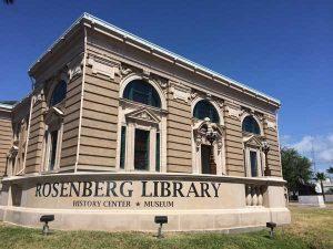 rosenberglibrary